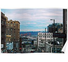 Downtown Tacoma Poster