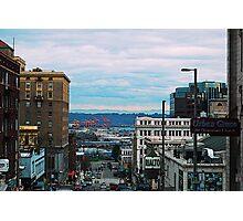 Downtown Tacoma Photographic Print
