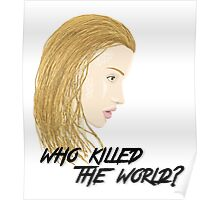 Who Killed the World Poster