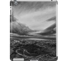 Above Edinburgh iPad Case/Skin