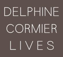 Delphine Cormier Lives by 42shirts