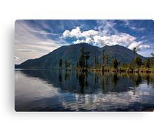 Mt Te Kinga Canvas Print