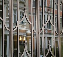 Claridges London, Ballroom Entrance by Ian Reeley
