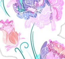 Enchanted Flowers Sticker