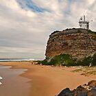 Nobby's Lighthouse, Newcastle by bazcelt