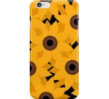 Sunflower Pattern iPhone Case/Skin