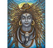 Gangadhara Shiva Photographic Print