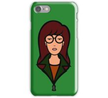 The Misery Chick. iPhone Case/Skin