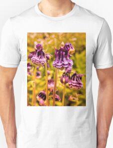 Spring Columbine Unisex T-Shirt