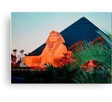 Look Like An Egyptian Canvas Print