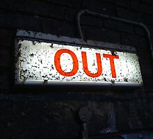 signage 2 by Front Quarter Window