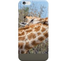 Stretch Your Head on My Shoulder iPhone Case/Skin