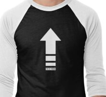 I'm Up There 2  Men's Baseball ¾ T-Shirt