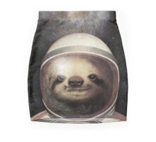 Space Sloth Pencil Skirt