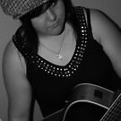 Jodie and the Guitar :D by S S
