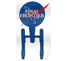 Final Frontier Poster