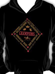 Horse Racing Triple Crown Winners T-Shirt