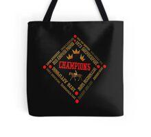 Horse Racing Triple Crown Winners Tote Bag