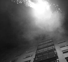 Fireworks  by Spacesbetweenus