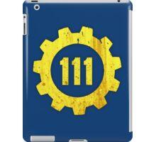 Vault 111 iPad Case/Skin