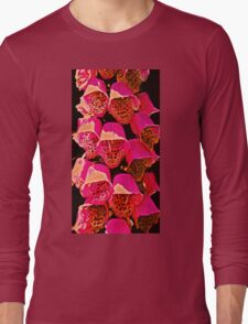 Stacked Color Long Sleeve T-Shirt