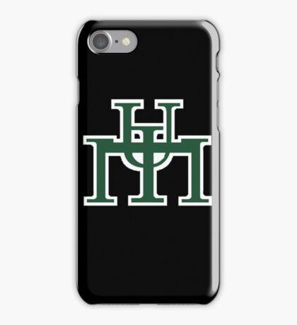"Miskatonic Univeristy Sport ""Throwback"" MU Logo iPhone Case/Skin"