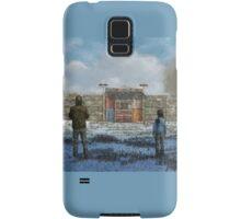 THE WALKING DEAD - TELLTALE GAMES - Digital Repaint Samsung Galaxy Case/Skin