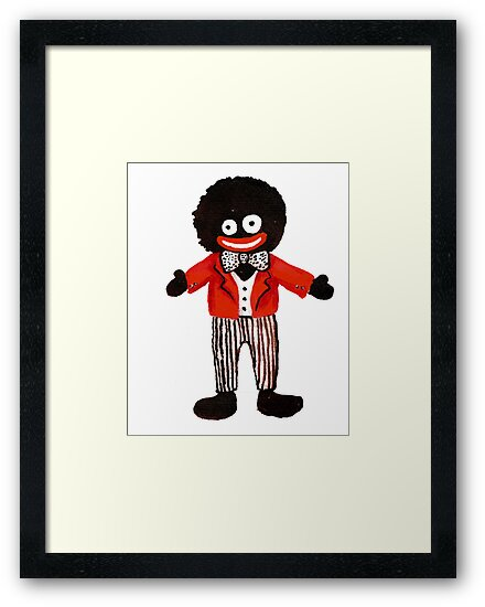 gollywog little by Tristan Klein