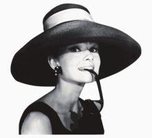 Miss Hepburn by pixelpoetry