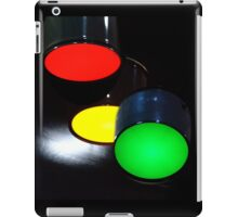 Lights. V iPad Case/Skin