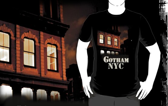 Gotham By Night by Mark Tisdale
