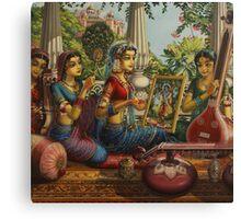 Purva Raga Canvas Print