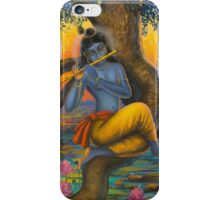 Krishna Vasuri iPhone Case/Skin