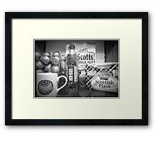 Scottish Goodies... Framed Print