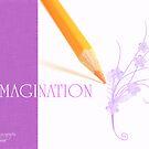 Pencil IMAGINATION by dhmig