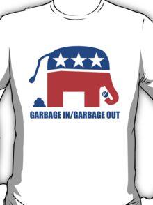Garbage in/Garbage Out Politics T-Shirt