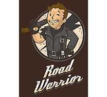 Warrior of the Road Photographic Print