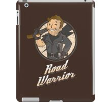 Warrior of the Road iPad Case/Skin