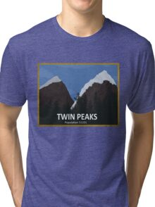 Peak Viewing Tri-blend T-Shirt