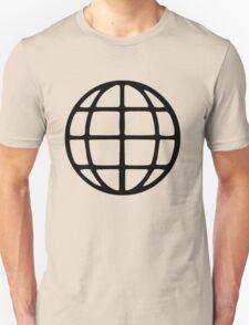 Global Symbol Unisex T-Shirt