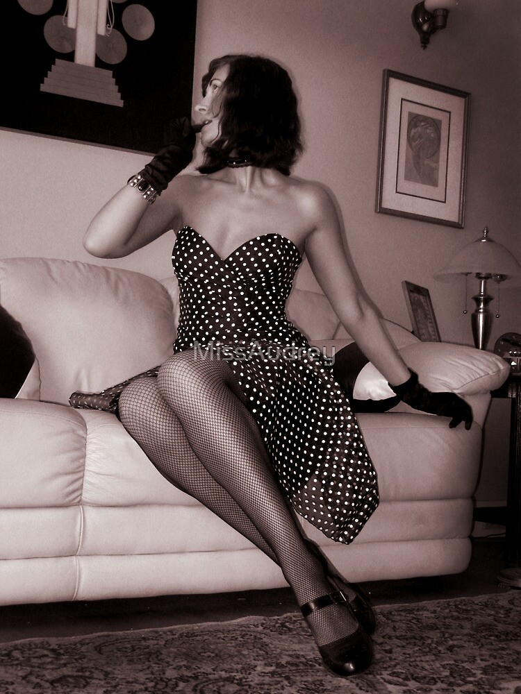 1940s Audrey by MissAudrey