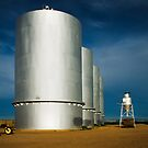 Silos by George Lenz