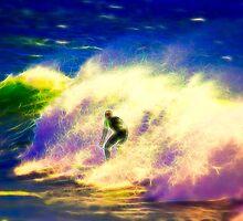Surf Dreams by JoeGeraci