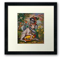 Krishna Gopal Framed Print
