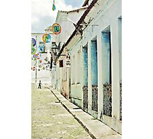 Salvador noon Photographic Print