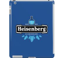 Heisenberg Crystal Meth iPad Case/Skin