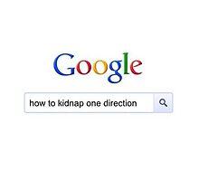 How to kidnap One Direction by Spacesbetweenus