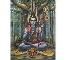 Shiva Photographic Print