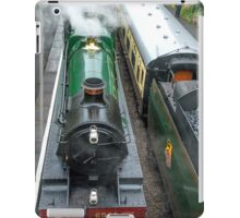Steam Engine Cotswolds iPad Case/Skin