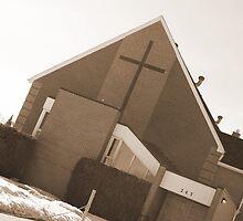Church Series - 8 by Linda Cholette